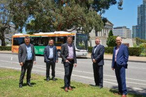 CDC Hybrid Buses Zone In On Zero Emissions On Melbourne Streets 3 Scaled
