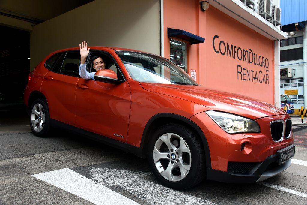 ComfortDelGro Rent A Car