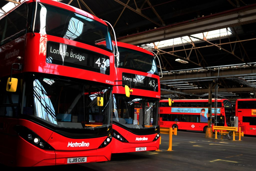 Metroline's Route 43 Becomes First Fully Electric Bus Route (4)