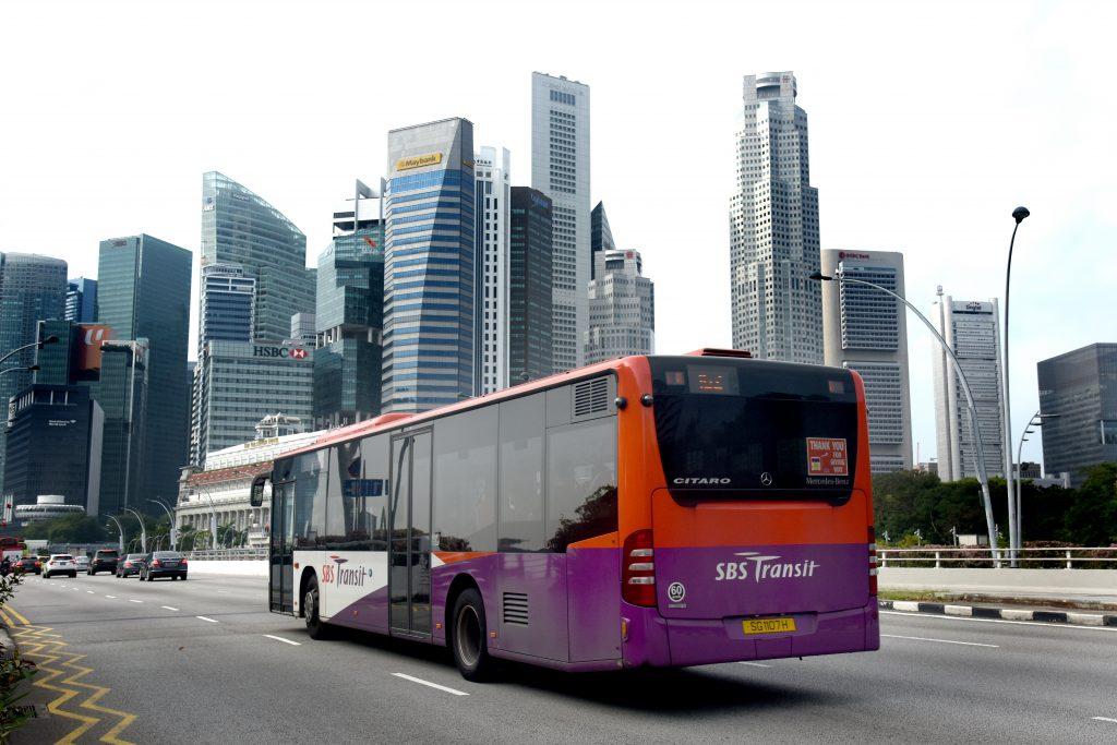 SBS Transit Bus