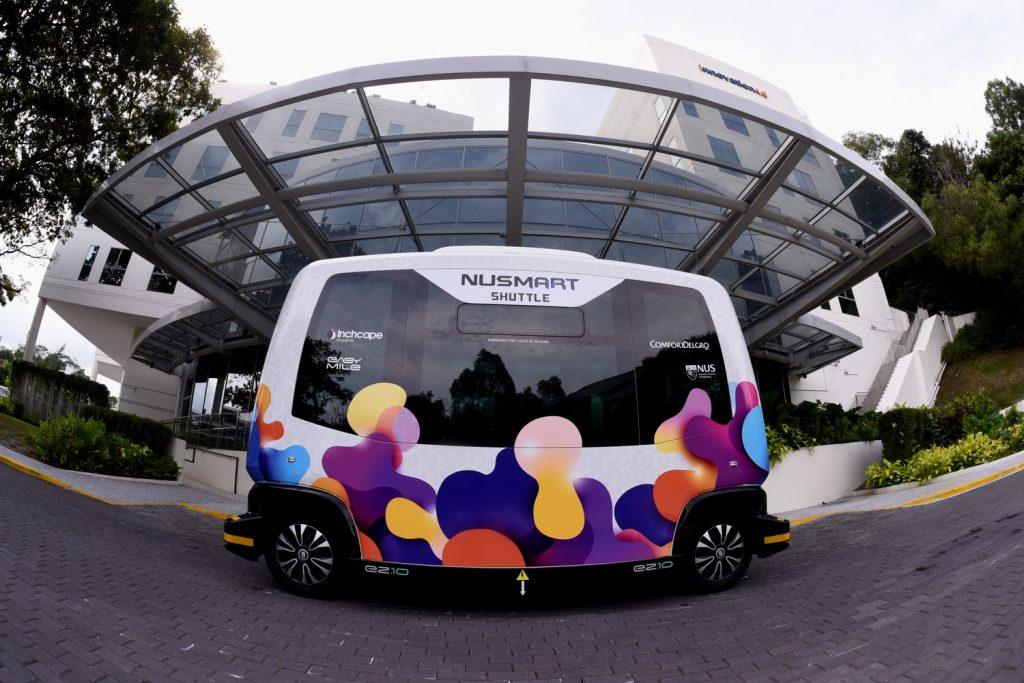Singapore Autonomous Vehicle