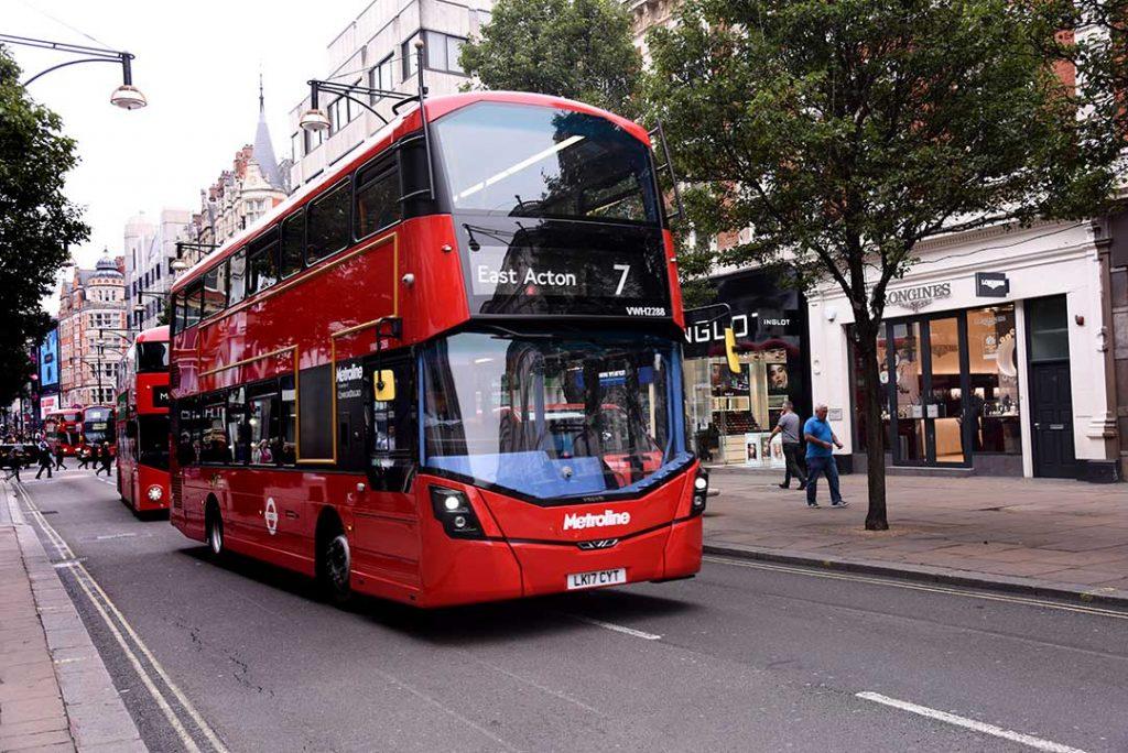 UK Metroline