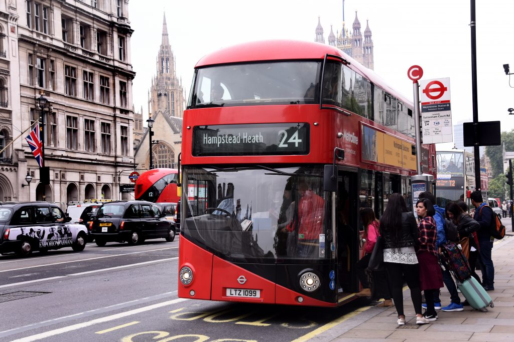 (UK) Metroline